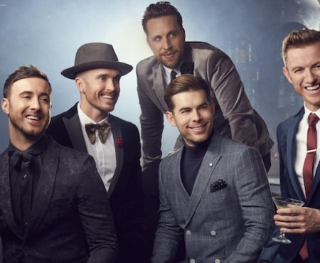 The Overtones bring sweet soul to Newcastle
