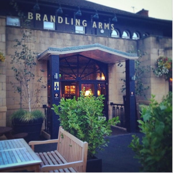 The Brandling Arms Gosforth