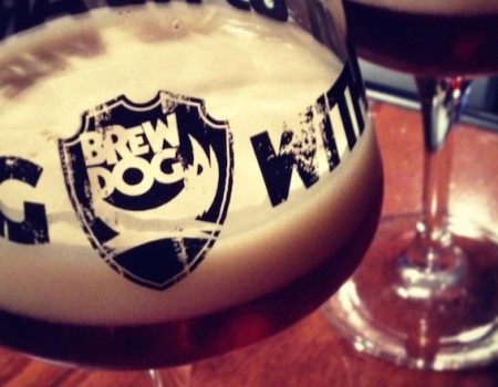 Afternoon tea for punks at Brew Dog