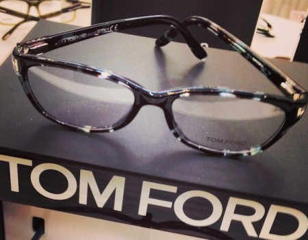 Tom Ford SS14 collection at Concept Eye Clinic