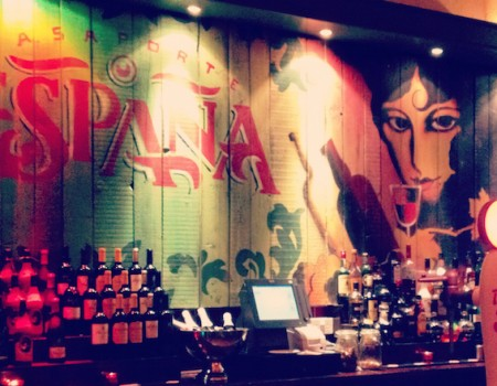 A new look for La Tasca on the Quayside