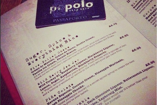 Popolo launches on Newcastle Quayside