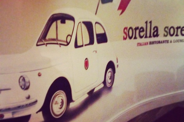 Authentic Italian cuisine at Sorella Sorella