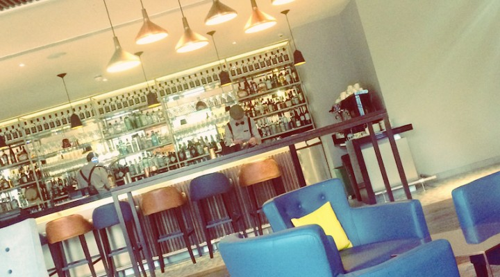 Shaken and stirred at Crowne Plaza's new GIN Bar