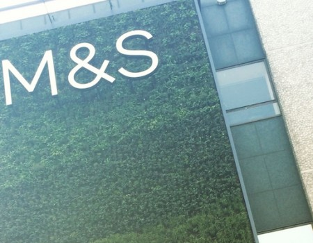 M&S Newcastle goes green with new-look eco-store