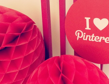 Pinterest workshop at The Biscuit Factory