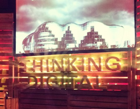 Creative insights from Thinking Digital 2015