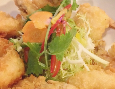 A fusion of flavours at River Beat