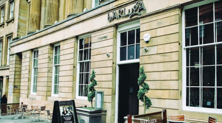Barluga to open garden terrace