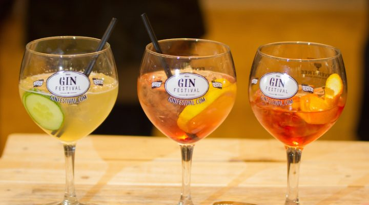 Gin Festival returns to Newcastle