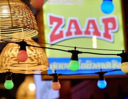 Zaap Newcastle – a Thai street food revolution?