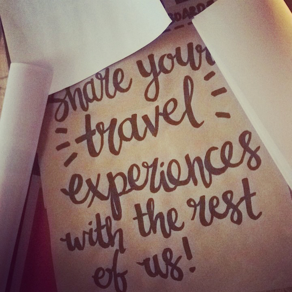 Meet and Treat travel experiences
