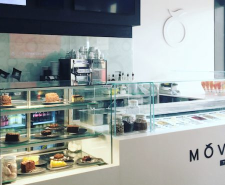 Mövenpick ice cream boutique at intuMetrocentre