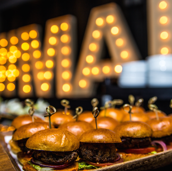 Malmaison Newcastle sliders