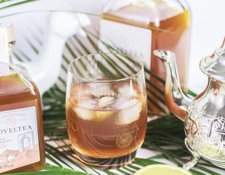 NOVELTEA brews up new alcoholic tea drinks