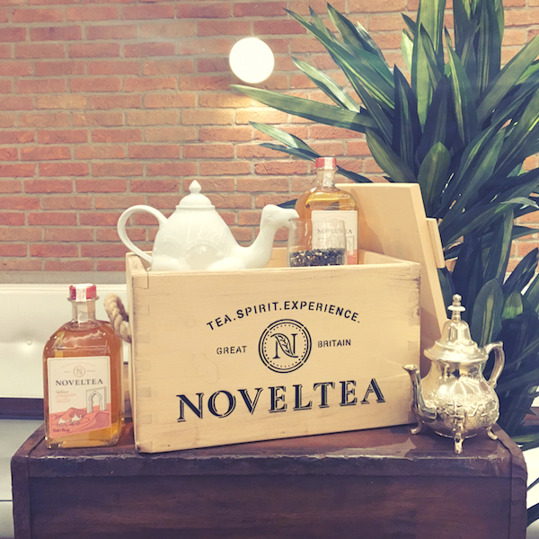 Noveltea launch