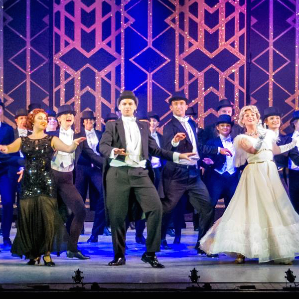 Top Hat West Operatic Society performance