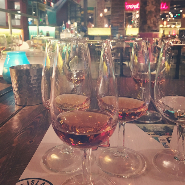 Turtle Bay Newcastle rum tasting