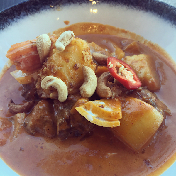 Chaophraya Newcastle curry