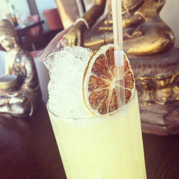 Chaophraya Newcastle drink