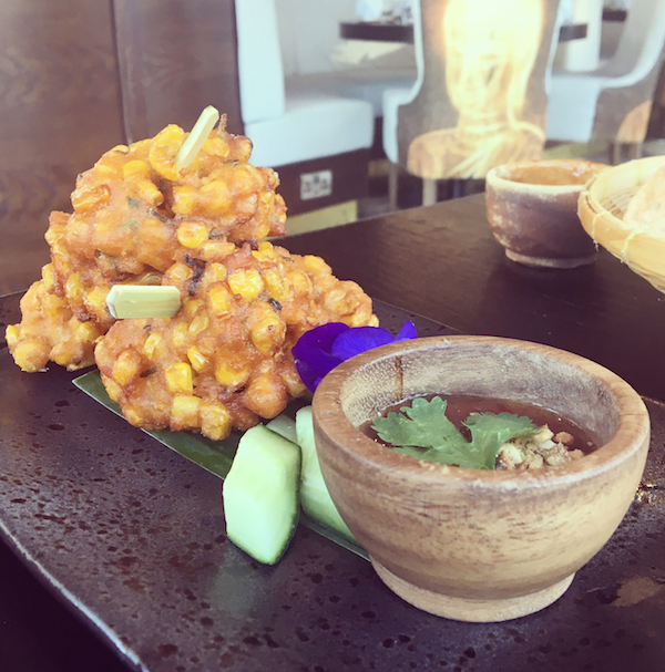 Chaophraya Newcastle sweetcorn