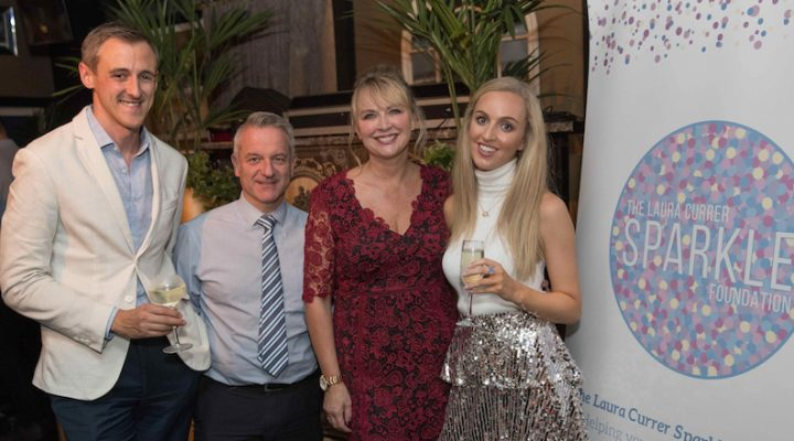 The Sparkle Foundation launch event