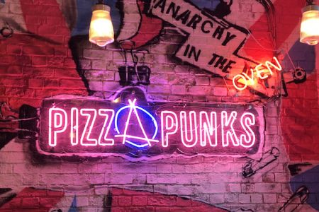 Newcastle Pizza Punks