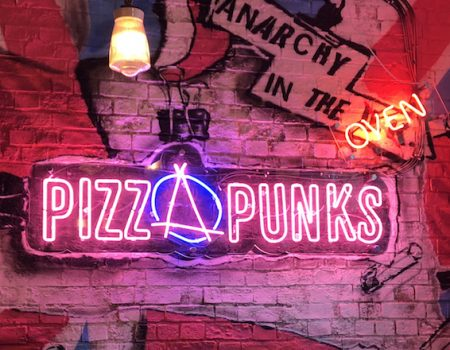 Pizza Punks Newcastle