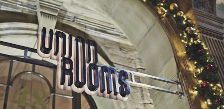 Union Rooms VIP relaunch