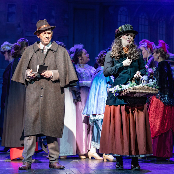 My Fair Lady Newcastle theatre production