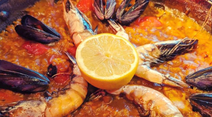 Paella Thursdays at Tapas Revolution Newcastle