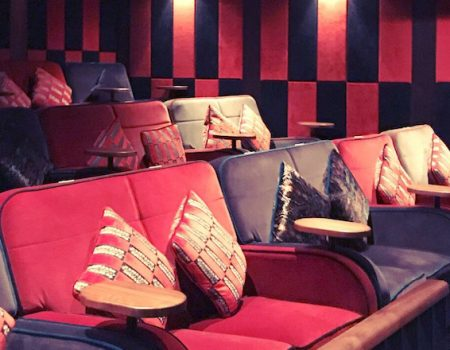 Luxury movie-going at Everyman Cinema Newcastle
