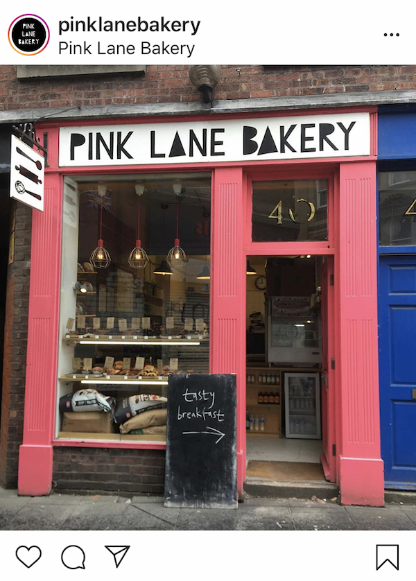 Pink Lane Bakery collection